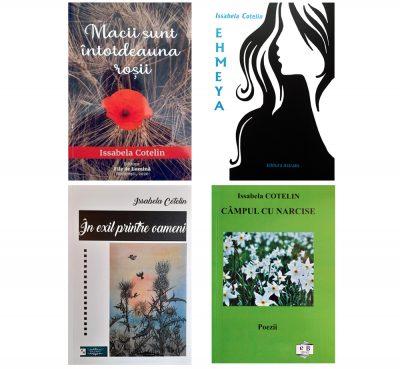 Serie de autor: ISSABELA COTELIN (SIONO Editura)