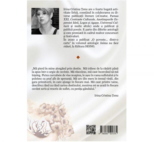 Vers de catifea - Irina-Cristina Țenu (SIONO Editura)