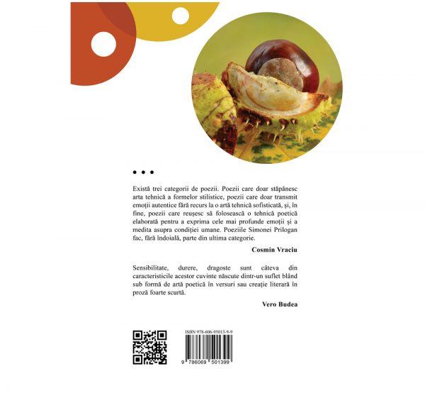 Visările dintre castani - Simona Prilogan (SIONO Editura)
