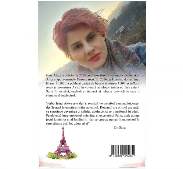Un loc doar al meu - Irina Alexe (SIONO Editura)