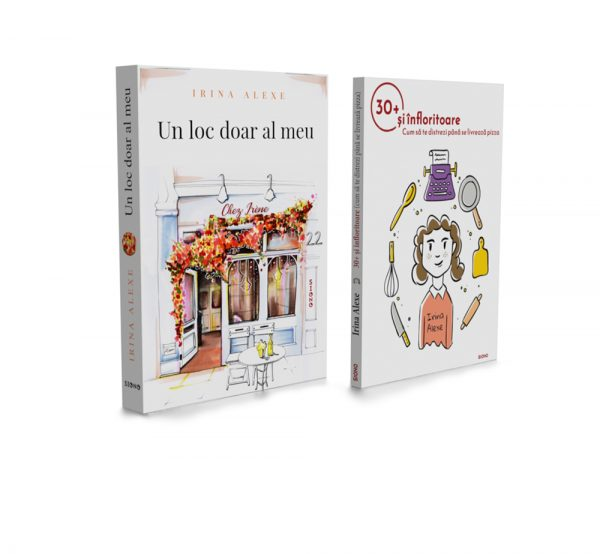 Serie de autor - IRINA ALEXE (SIONO Editura)