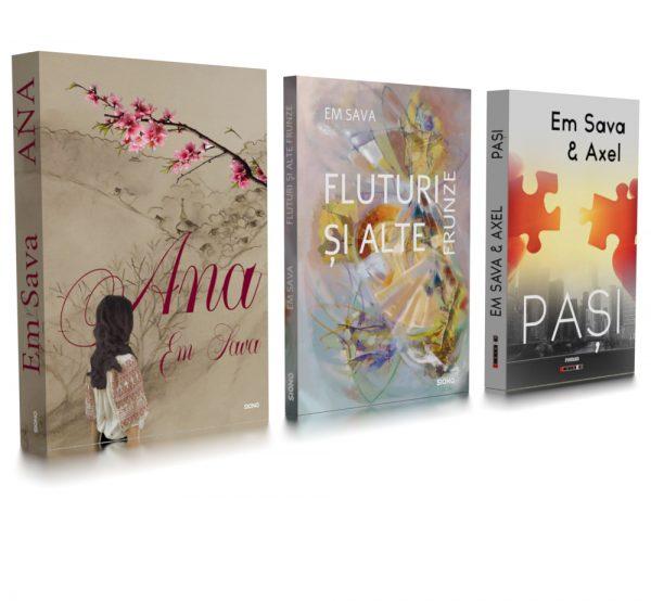 Serie autor - EM SAVA (SIONO Editura)
