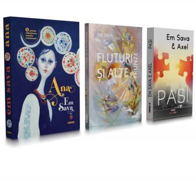 Serie de autor - EM SAVA (SIONO Editura)