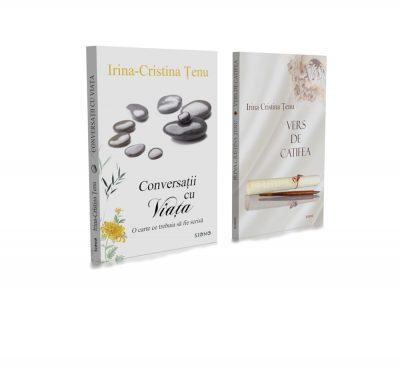 Serie autor - IRINA-CRISTINA ȚENU (SIONO Editura)