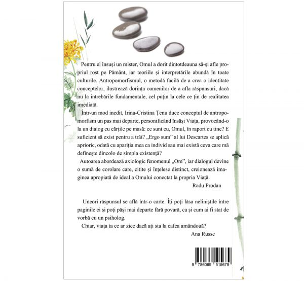 Conversații cu viața - Irina-Cristina Țenu (SIONO Editura)