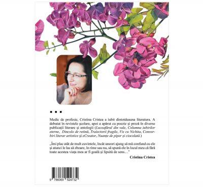 Scrisoare pe o floare de salcâm - Cristina Cristea (SIONO Editura)